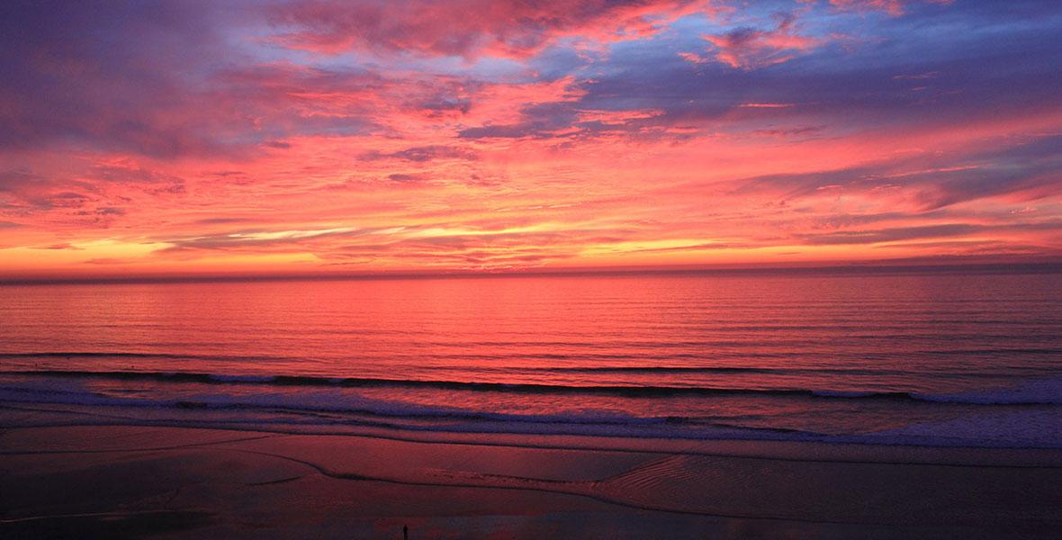 Falasarna sunset